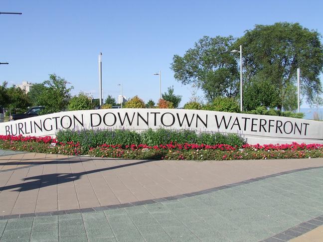 Burlington Waterfront